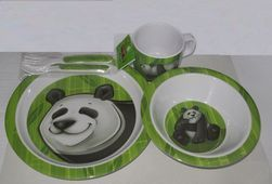 Panda kitchen ware