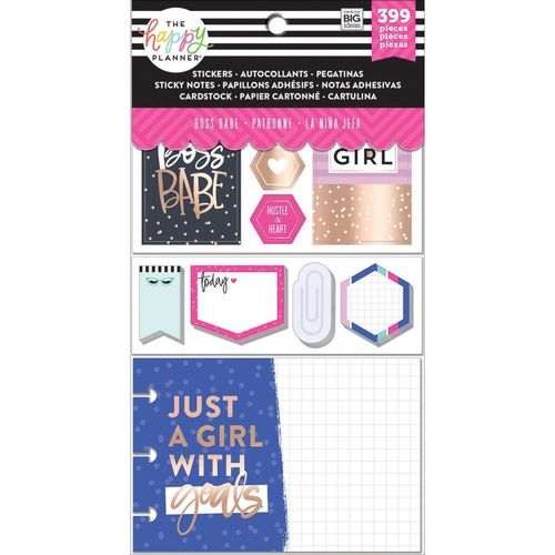 Happy Planner Multi pack, Boss Babe 04