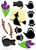 Lilja Graphics Black cat