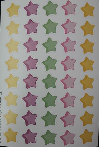 Lilja Graphics Basic stars