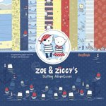 "Zoe & Ziggy's Sailing Adventures 6"" pakkaus"