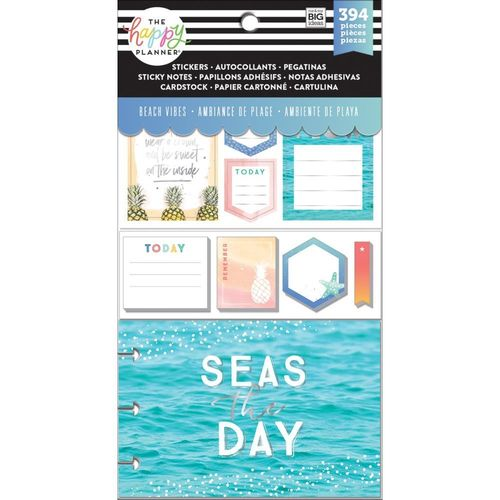 Happy Planner Multi pack, Beach Vibes 08