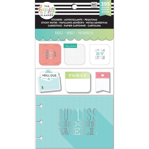 Happy Planner Multi pack, Budget 05
