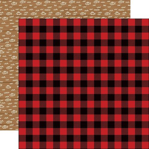Lumberjack Buffalo Plaid
