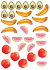 Lilja Graphics Fruit mix