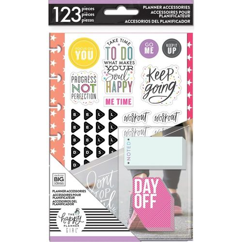 Happy Planner tarvikesetti Mini Health Hero