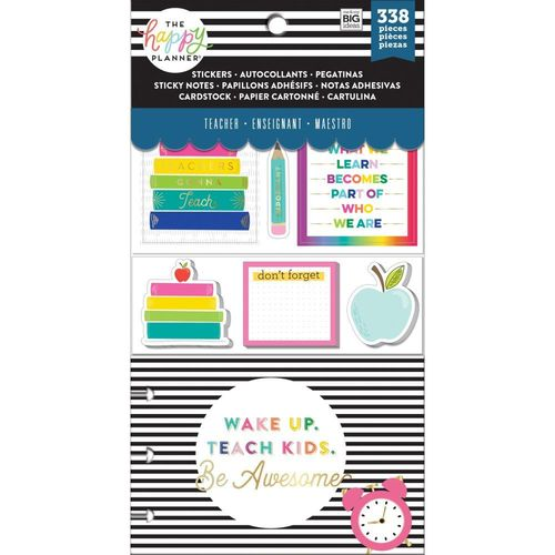 Happy Planner Multi pack, Gonna Teach