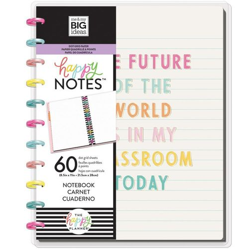 Happy Planner BIG muistikirja Future Of The World