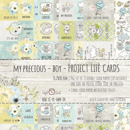 My Precious Boy card set