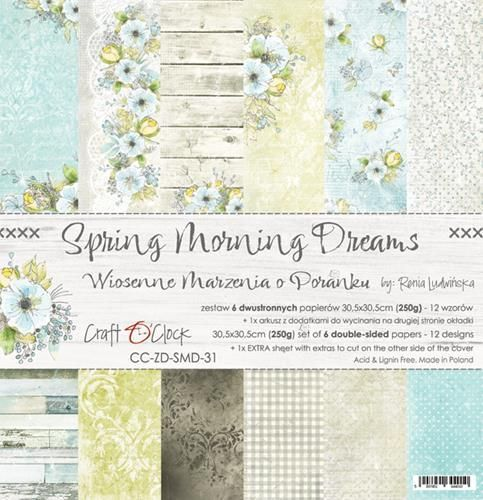 Spring Morning Dreams pakkaus 12""