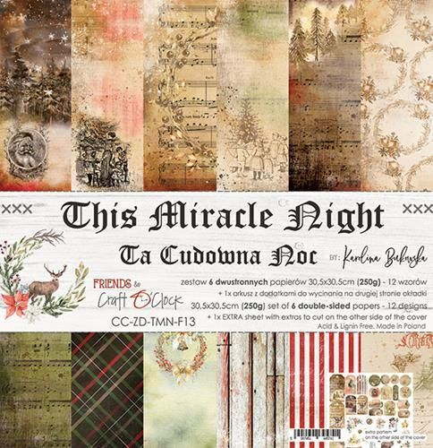 This Miracle Night pakkaus 12""