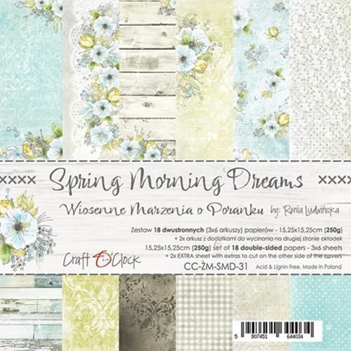 "Spring Morning Dreams 6"" pakkaus"
