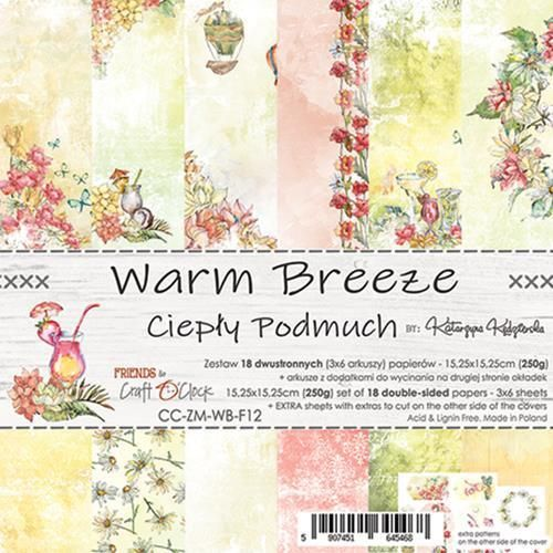 "Warm Breeze 6"" pakkaus"