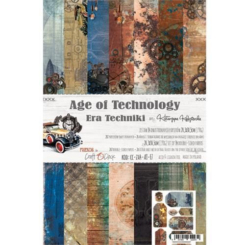 Age of Technology A4 setti